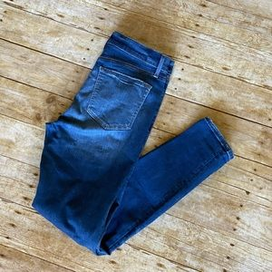 Loft Modern Skinny Jeans Size 28/6